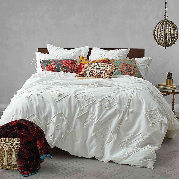 Global Caravan Lyric Bedding Collection | Bed Bath & Beyond