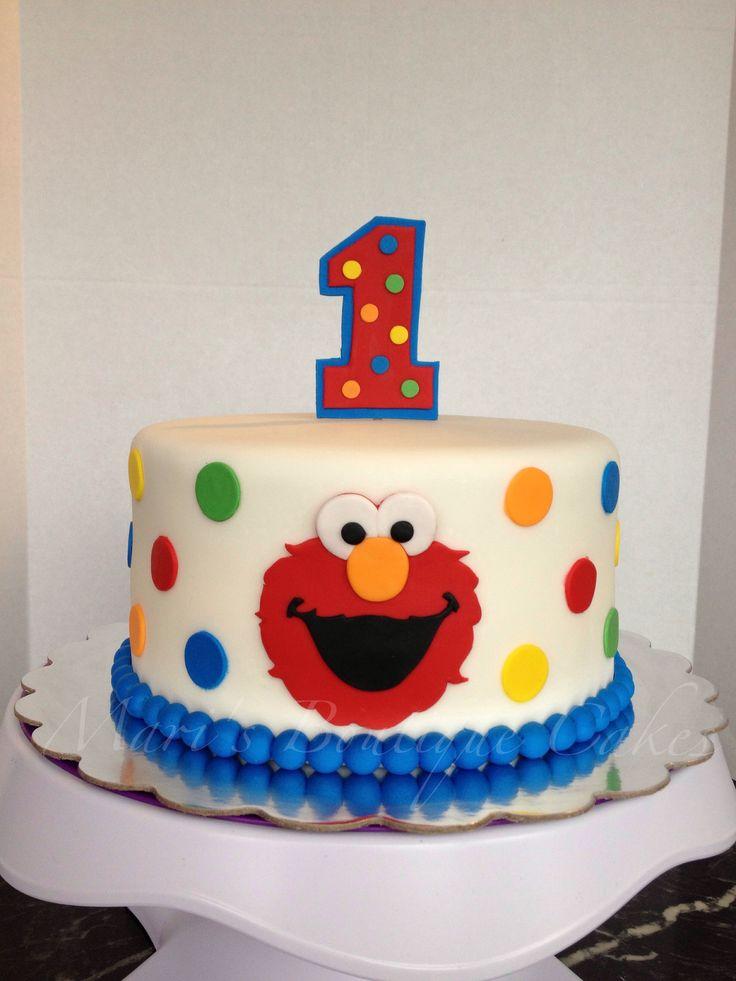 Elmo St Birthday Cake Ideas