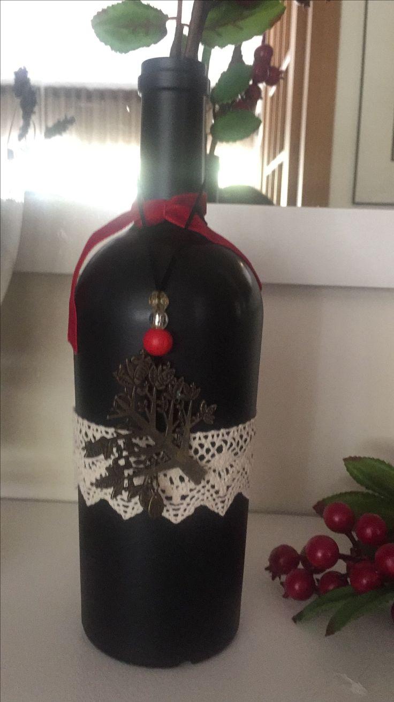 Garrafa de Natal