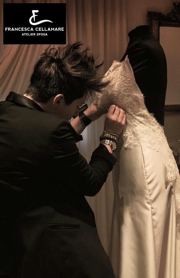 Bride colletion..    True Made Italy