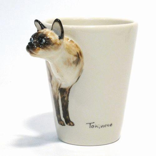 Tokinese Cat Mug