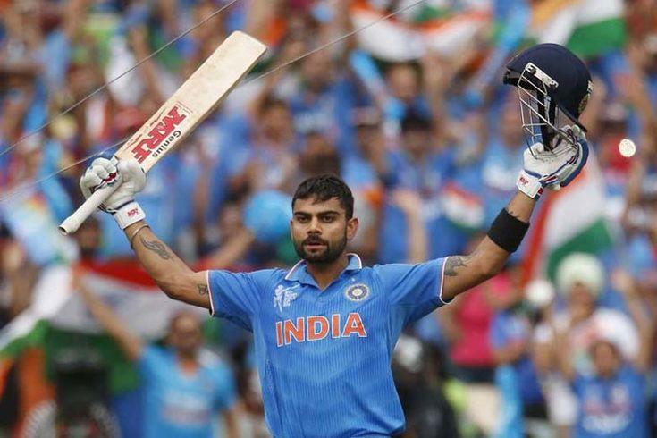 Match 04 IND vs PAK - Man of the Match: Virat Kohli