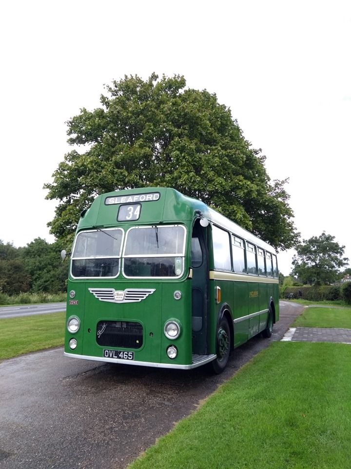 bristol mw ovl 465 passed its mot today after a year off the road with gearbox probs rectified by steve and phil great job now off bus coach bus running day pinterest