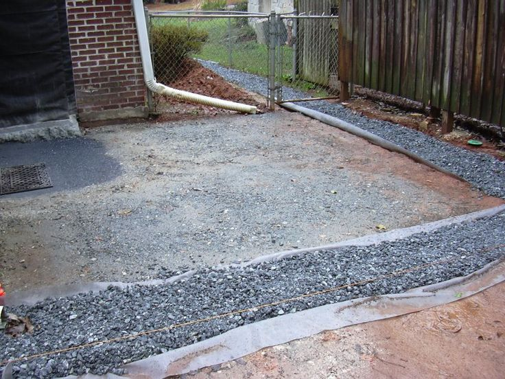 Ernie Colantonio   Home Improvement   Patio · Drainage IdeasDrainage ...