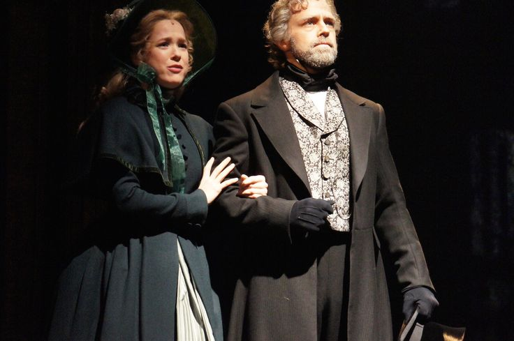 Colette and Valjean played by. Simon Gleeson and Emily Landridge. 2015