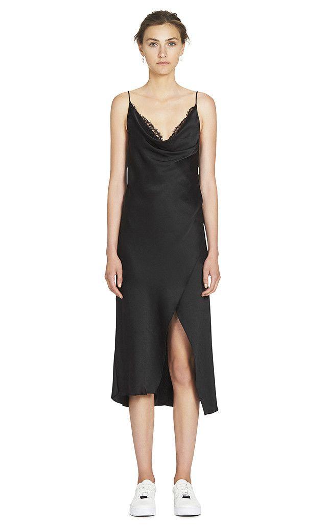 Camilla And Marc - Grazia Midi Dress - Black