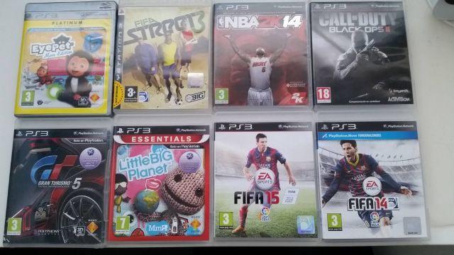 6 juegos de PS3 por 30 euros en Boadilla del Monte, Madrid - Trueketeke - Segunda Mano - Anuncios gratis de Trueques, Cambios e Intercambios