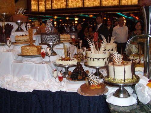 Carnival Liberty Gala Midnight Buffet