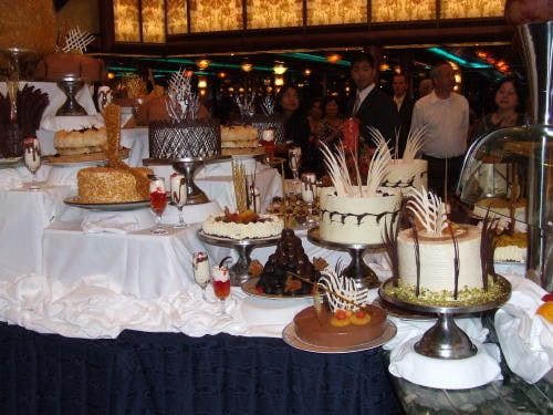 Carnival Liberty Dining And Cuisine Options Carnivals