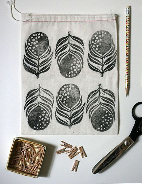 52 weeks of printmaking | Jen Hewett, illustrator, printmaker, surface designer. | Page 8