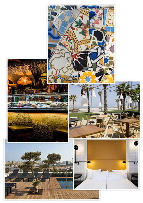 Bonnes adresses de Barcelone hôtels restaurants bars | Vogue