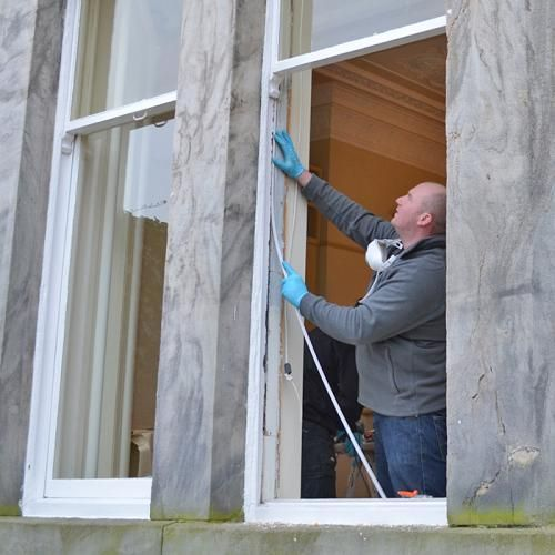 Fix Drafty Sliding Patio Door: 41 Best Sash Window Draught Proofing Images On Pinterest
