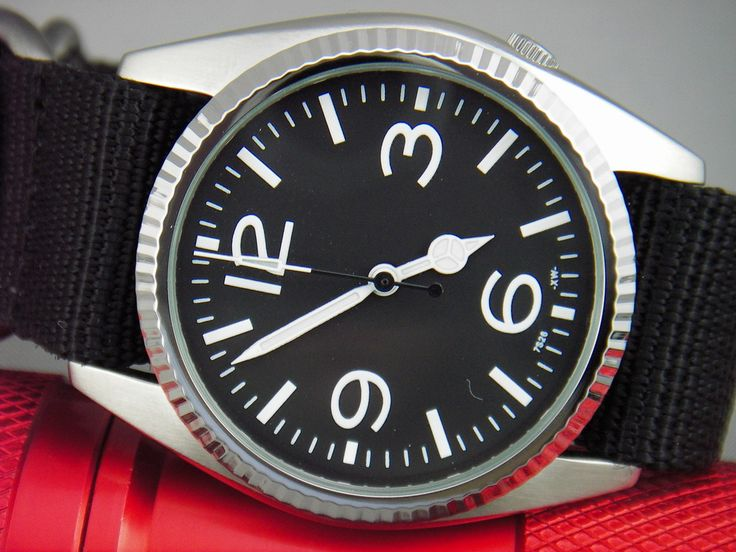 Noah's Work DAGAZ WATCH LTD. Wrist watch, Seiko mod