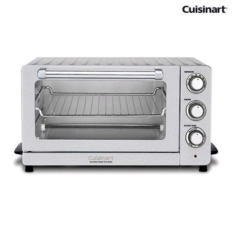 Cuisinart Modern Toaster Oven with Broiler & Convection Features at 68% Savings off Retail!