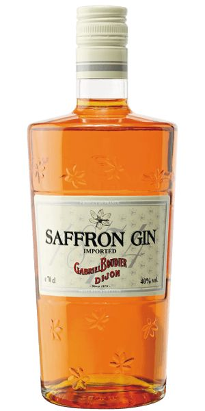 Saffron Gin   Discover Saffron London Dry Gin at Flaviar Copper in colour, this steeped Gin comprises eight botanicals: juniper, angelica seeds, iris, orange peel, lemon, fennel, coriander and… saffron. Normally Gins with higher numbers of botanicals are distilled until super smooth but this one goes against the grain, delivering complex battles take place between the flavours to vie for your attention. » MORE « £24.99Retail price £28 0.7l bottle · ADD TO CART ·