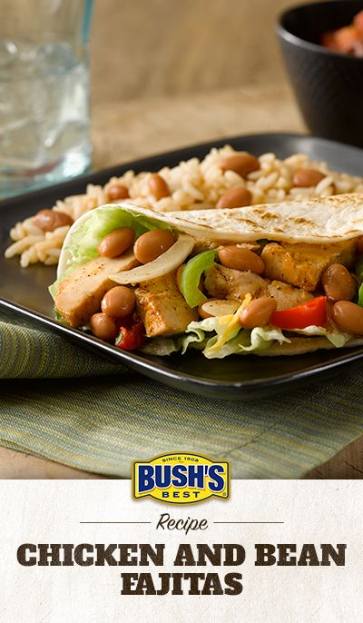 42 best family fiesta night images on pinterest black beans bushs chicken and bean fajitas forumfinder Gallery