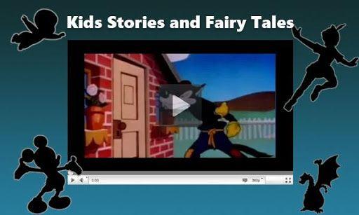 Free kids stories fairy tales screenshot 4