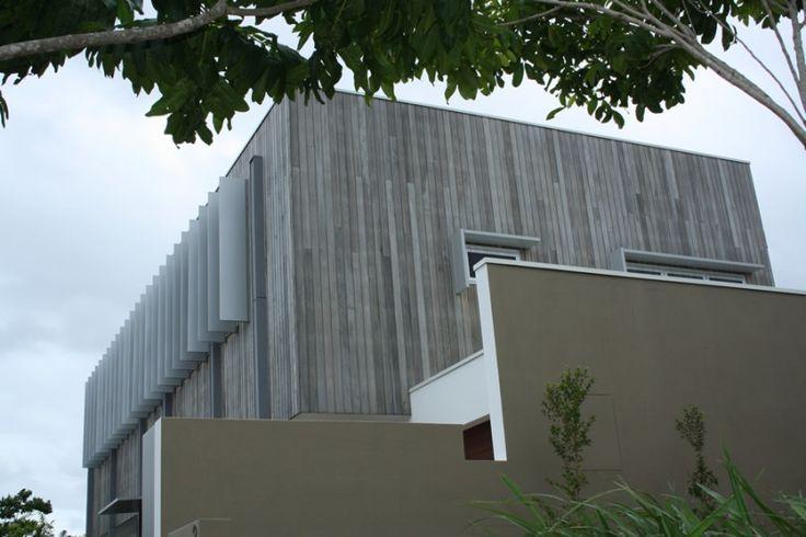 Shiplap - Exterior cladding from Cedar Sales sunhoods
