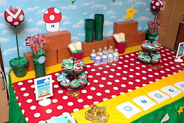 Mario Bros Party