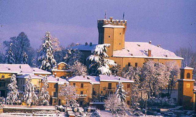 Guiglia (castello, torre del Pubblico o dell'Orologio)