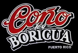 boriqua | Puerto Rico Car Decal Sticker Coño Coors Light Boricua 229 | eBay