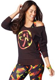 Dance is Pullover | Save 10% on Zumba® wear on zumba.com. Use Savings Code 10SALE or click to shop with 10% discount https://www.zumba.com/en-US/store/US/affiliate?affil=10sale