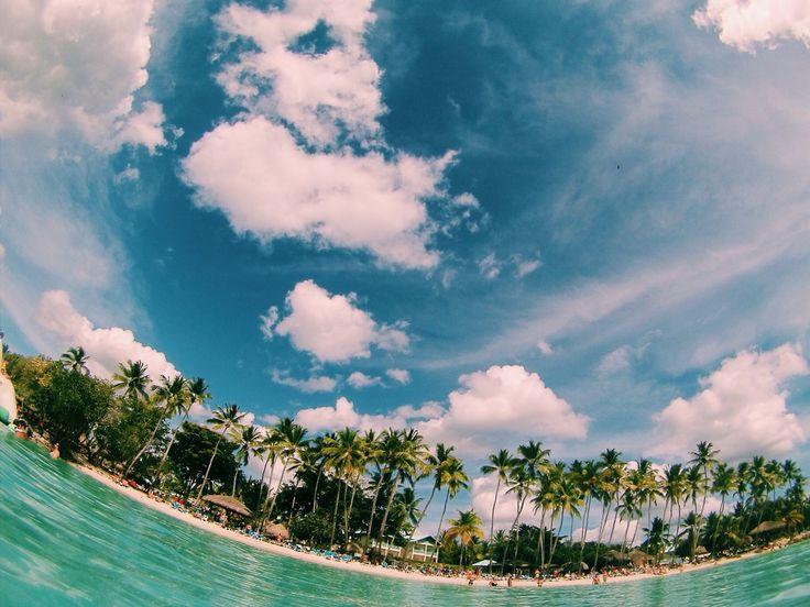Bayahibe beach, Dominican Republic. Caribean, VSCO cam