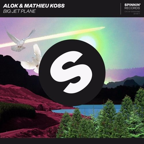 Alok & Mathieu Koss - Big Jet Plane [OUT NOW] by Spinnin' Records