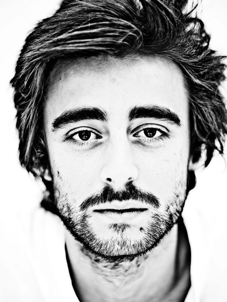 Joao Carlos - high contrast portrait