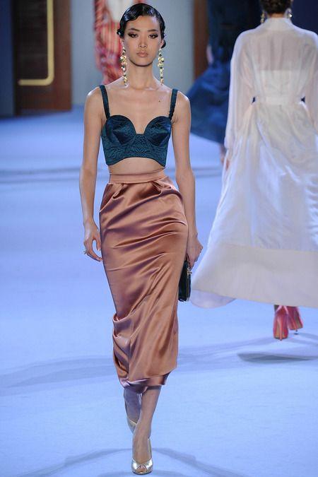 Ulyana Sergeenko S/S 2014 - Paris Haute Couture Week