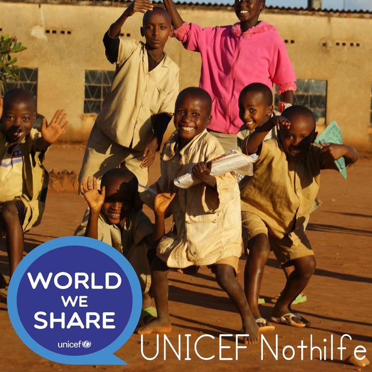 """Spezialprojekt von UNICEF Österreich """"Eine Schule für Burundi"""""""