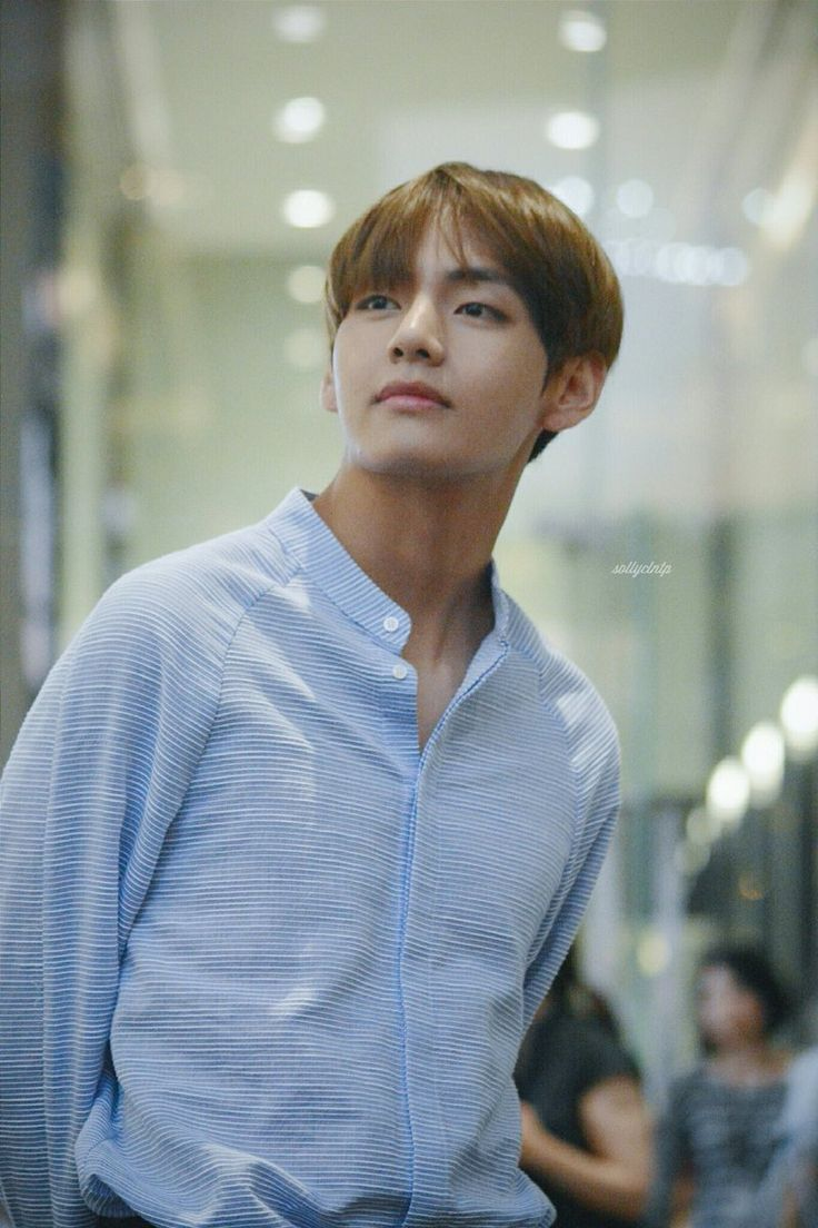 Bts Taehyung Natural Skin