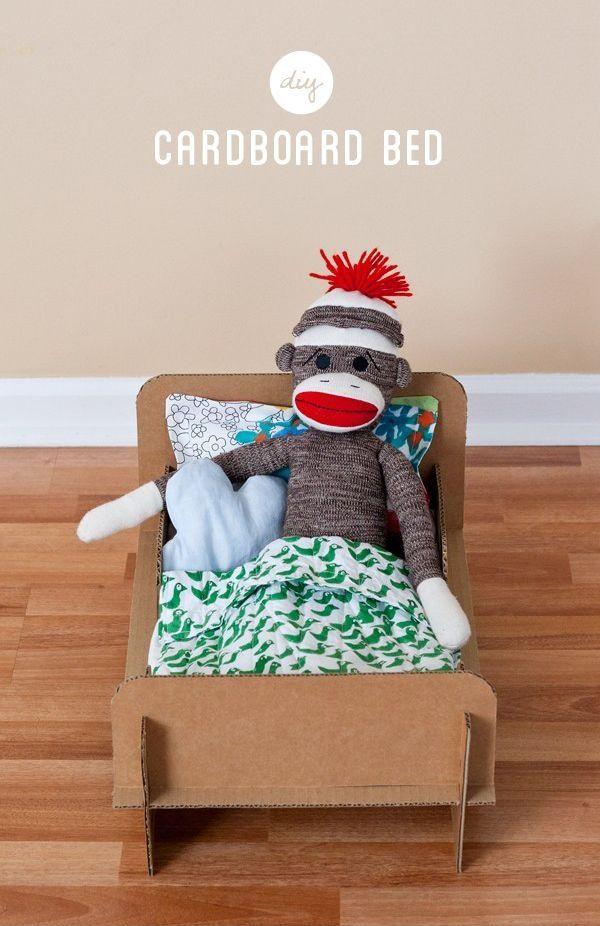 diy bed socks sock monkey and diy cardboard bed sock monkeys