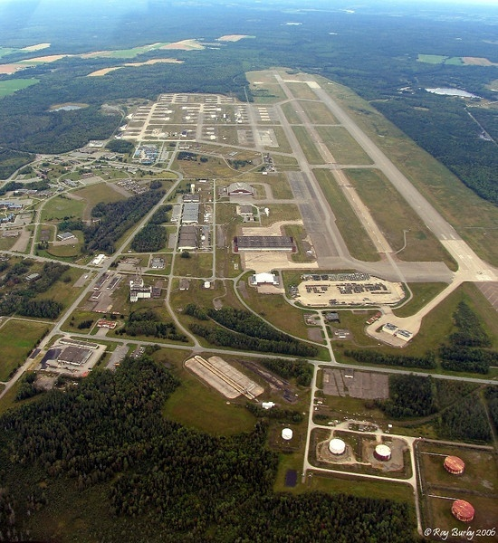 Loring AFB, Limestone, Maine. Lived here as a child