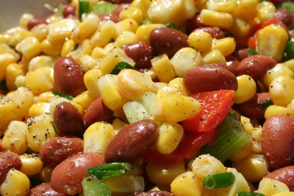 Salade de maïs minute | Métro
