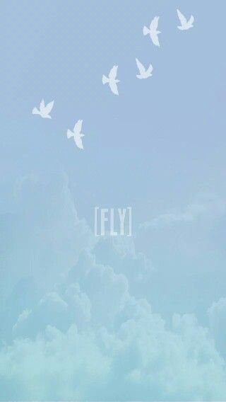 Bts Quotes Wallpaper Iphone Hd Fly Wallpaper Screen Got7 Bts Wallpaper и Kpop