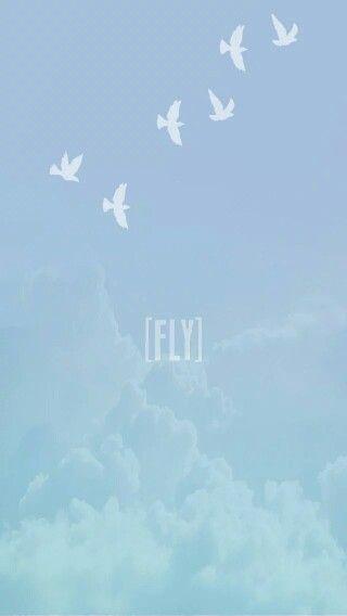Cute Bff Wallpapers Fly Wallpaper Screen Pinterest Got7 Wallpaper And