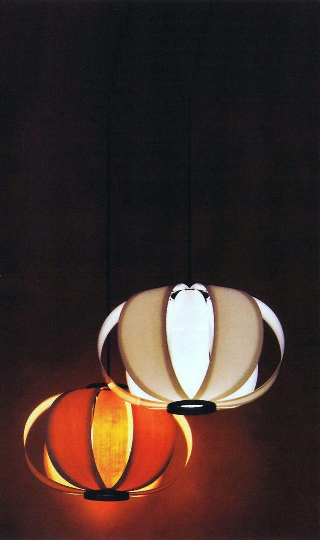 J. A. Coderch > Lámpara Disa, 1957  El buen diseño siempre se mantiene actual