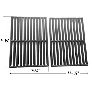 Grillpartszone- Grill Parts Store Canada - Get BBQ Parts, Grill Parts Canada: Sterling Cooking Grates | Replacement 2 Pack Cast ...