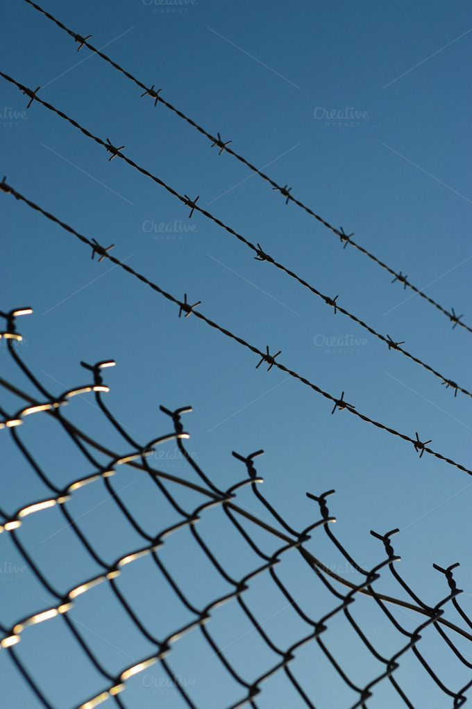 Check out Barbed Wire Fence by RusticApplePhotos on Creative Market