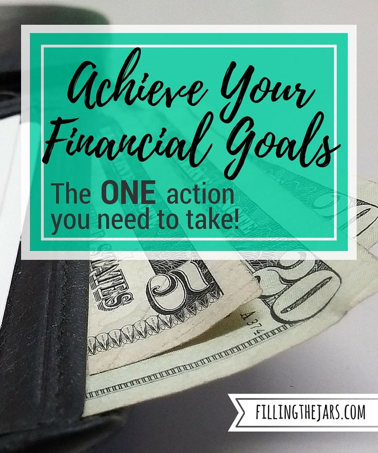 Financial Goals: 355 Best Images About Financial Tips On Pinterest