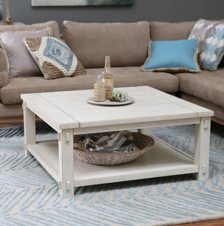 25+ Best Ideas About White Coffee Tables On Pinterest