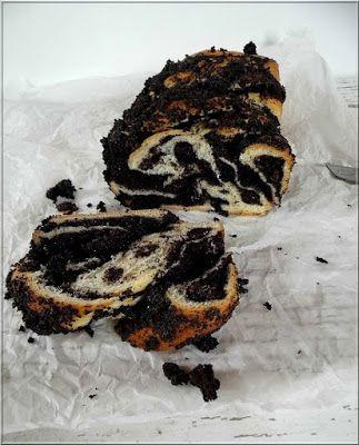 Limara péksége: Meggyes-mákos kalács