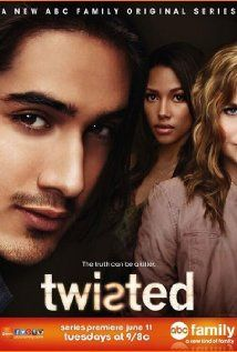 Twisted (2013-2014) Disappointed we didn't get to solve the mystery (like another abcfamily show - The Lying Game)