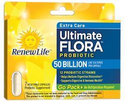 Ultimate Flora Probiotics Giveaway 10/22 - Gator Mommy Reviews