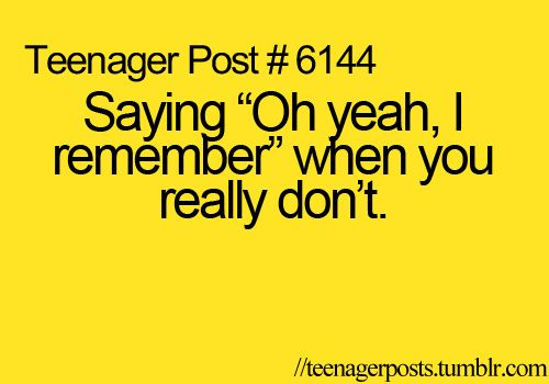 funny teenager posts | Funny Quotes Teenager Posts - funny teenage 12
