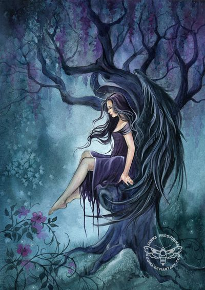 Fairy Art - Fantasy Art of Janna Prosvirina
