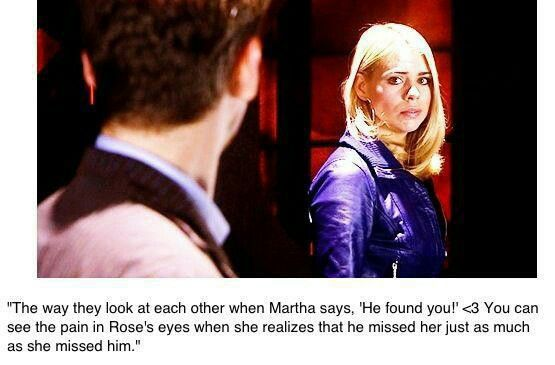 Doctor Who & Rose Tyler <3 <3 <3