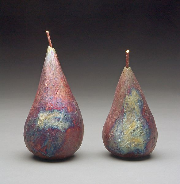 I really enjoy Raku finish on ceramics. These pares are fun and fresh and make good additions to most decor's. $40 each you almost can't go wrong weather you buy 1 or 3.---pinned by #conceptcandieinteriors #homedecor