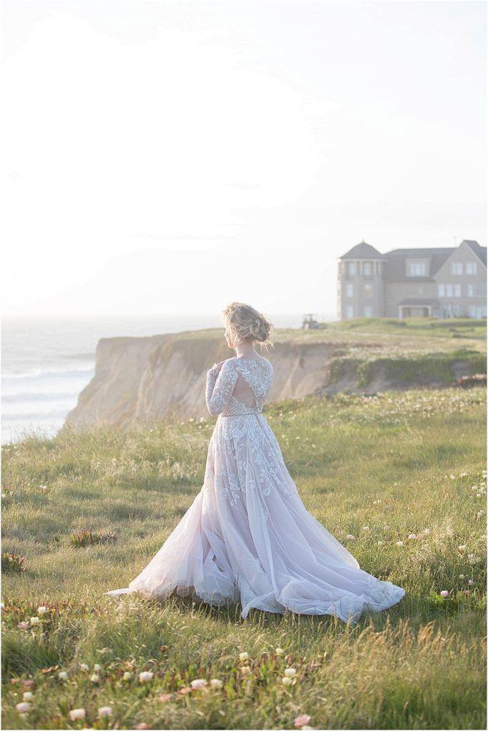Ritz Carlton Half Moon Bay Wedding Inspiration With Designer Hayley Paige